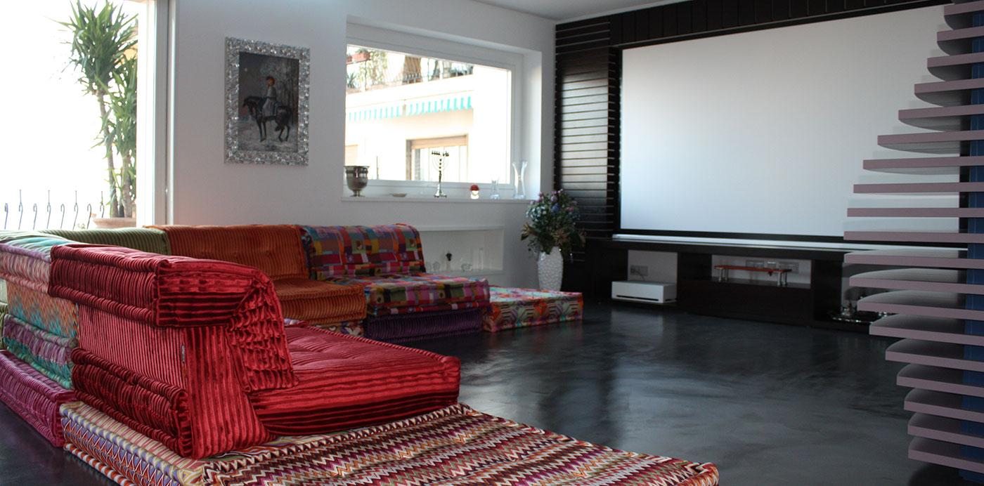 Impianti di domotica sicurezza casa sistemi home - Impianti audio per casa ...
